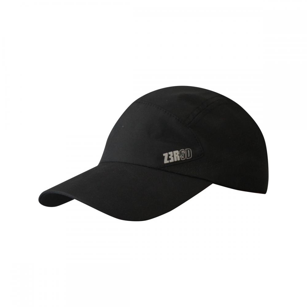 RUNNING CAP BLACK