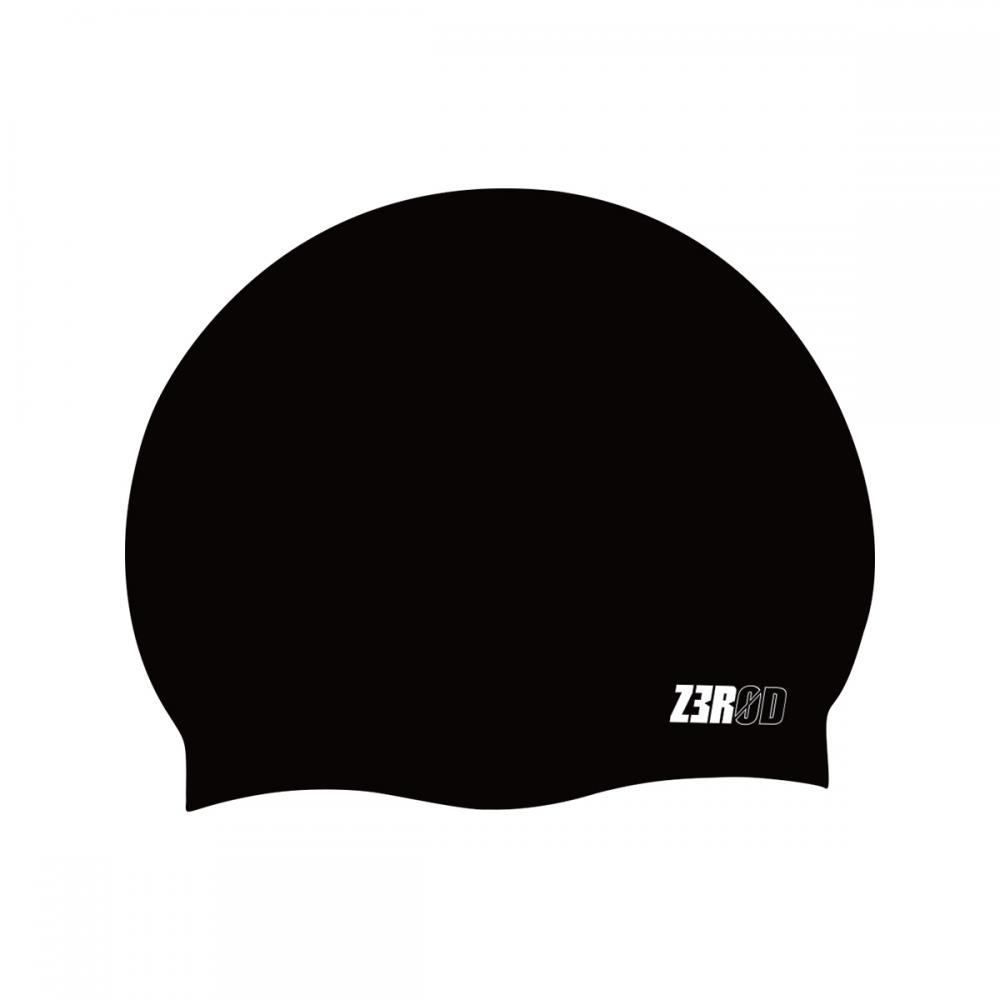 SWIM CAP BLACK