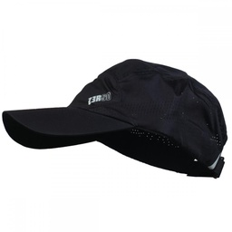[7AURUNCA] RUNNING CAP BLACK