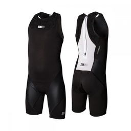 TRISUIT KID CHARCOAL BLACK
