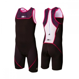 TRISUIT KID DEEP PURPLE